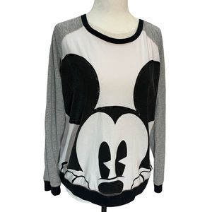 Authentic Disney Mickey Mouse T-Shirt L